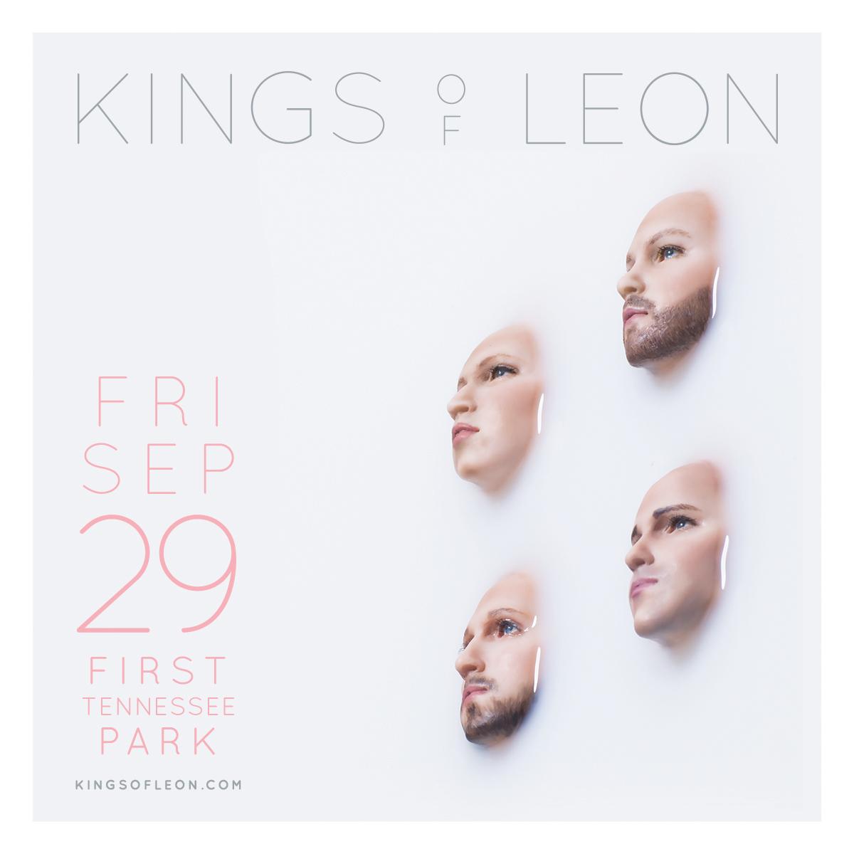 Kings of Leon - WALLS